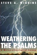 Weathering the Psalms Paperback