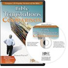 Bible Translations Comparisons (Powerpoint)