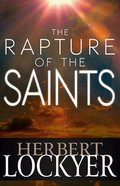 The Rapture of the Saints Paperback