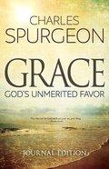 Grace: God's Unmerited Favor (Journal Edition) Paperback