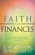Faith For Finances Paperback