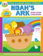 Play and Learn Bible Stories: Noah's Ark Paperback