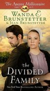 The Divided Family (#05 in The Amish Millionaire Series) Paperback