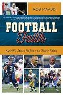 Football Faith Paperback