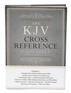 KJV Cross Reference Study Bible Hardback