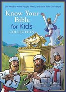 Know Your Bible For Kids Collection Paperback