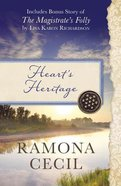 Heart's Heritage Paperback