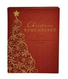Christmas Remembered: A Holiday Memory Journal For Families