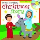My First Read-Along Christmas Story (Includes Music Cd) Padded Hardback