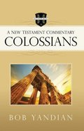 Colossians Paperback