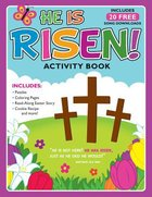 Activity Book: He is Risen! (Free Album Download) Paperback