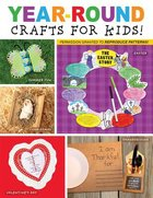 Year-Round Crafts For Kids Paperback