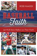 Baseball Faith Paperback
