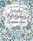 Everyday Blessings (Adult Coloring Books Series) Paperback