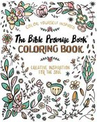The Bible Promise Book (Adult Coloring Books Series) Paperback