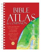 Bible Atlas & Companion Spiral
