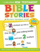 New Testament Bible Stories (With Over 100 Stickers) (I Can Read Series)
