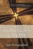 The Wondrous Cross Paperback