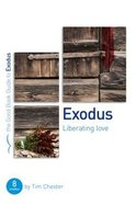 Exodus: Liberating Love (The Good Book Guides Series) Paperback
