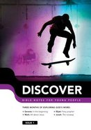 Genesis, Mark, Elijah, Jonah (#01 in Discover Bible Notes For Young People Series) Paperback