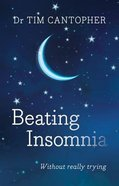 Beating Insomnia Paperback