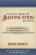 The Doctrine of Justification By Faith Paperback