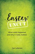Booklet Easter Uncut Booklet