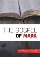KJV Gospel of Mark (With Notes By Craig Munro) Booklet
