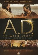 Offical A.D Church Kit (12 Week Study Through The Book Of Acts) Box