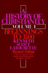 A History of Christianity (Vol 1)