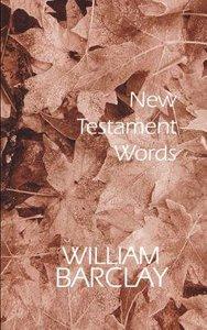 New Testament Words