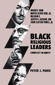 Black Religious Leaders (2nd Edition)