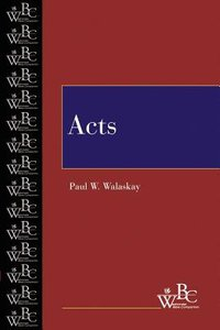 Acts (Westminster Bible Companion Series)