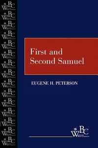 First and Second Samuel (Westminster Bible Companion Series)