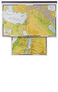 Abingdon Bible Land Maps Set (Abingdon Bible Land Maps Series)