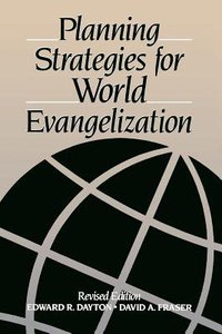 Planning Strategies For World Evangelization