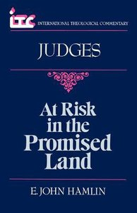 Itc Judges (International Theological Commentary Series)