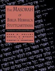 Masorah of Biblical Hebraica Stuttgartensia