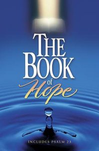 NLT the Book of Hope (Black Letter Edition) (1st Ed.)