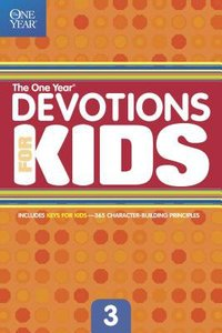 The One Year Devotions For Kids (Vol 3)