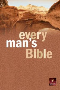 NLT Every Mans Bible (1st Ed.)