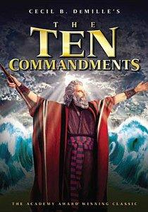 Ten Commandments, the (Widescreen - 2 Cds) (1956)