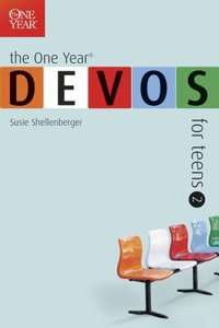 Devos For Teens #02 (One Year Series)