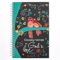 Spiral Notebook: Gods Love