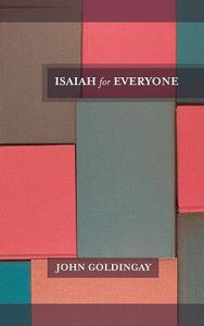 Isaiah For Everyone (Old Testament Guide For Everyone Series)