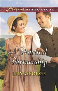 A Practical Partnership (Love Inspired Series Historical)