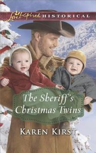 The Sheriffs Christmas Twins (Smoky Mountain Matches) (Love Inspired Series Historical)