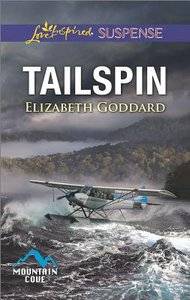 Tailspin (Mountain Cove) (Love Inspired Suspense Series)