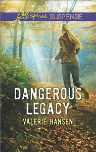 Dangerous Legacy (Love Inspired Suspense Series)