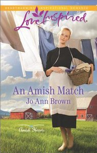 An Amish Match (Amish Hearts) (Love Inspired Series)
